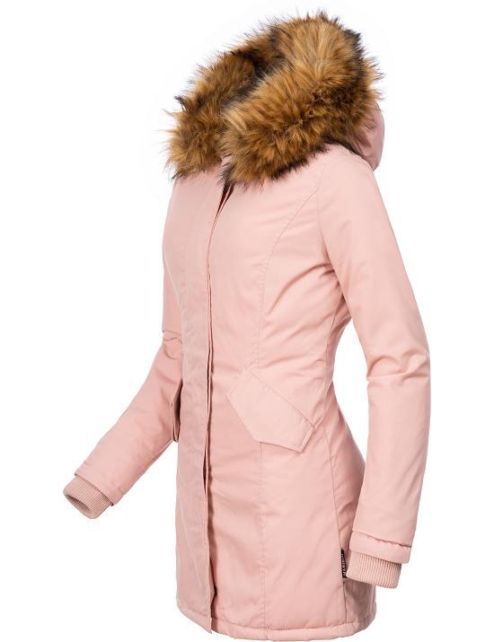 Mantel Marikoo Damen Winter 5 Winterparka Karmaa Prc Farben DEH29IYW