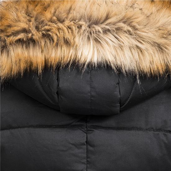 270f54981bd481 Navahoo Damen Wintermantel Winterjacke Steppjacke Stepp Mantel Jacke ...